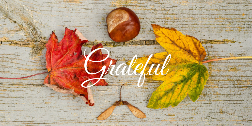 On My Mind: Gratitude