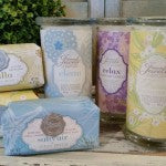 Secret Jewelry – Candles and soap with hidden jewelry inside!