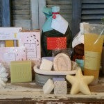 Pre de Provence and Thymes Soaps and Lotions