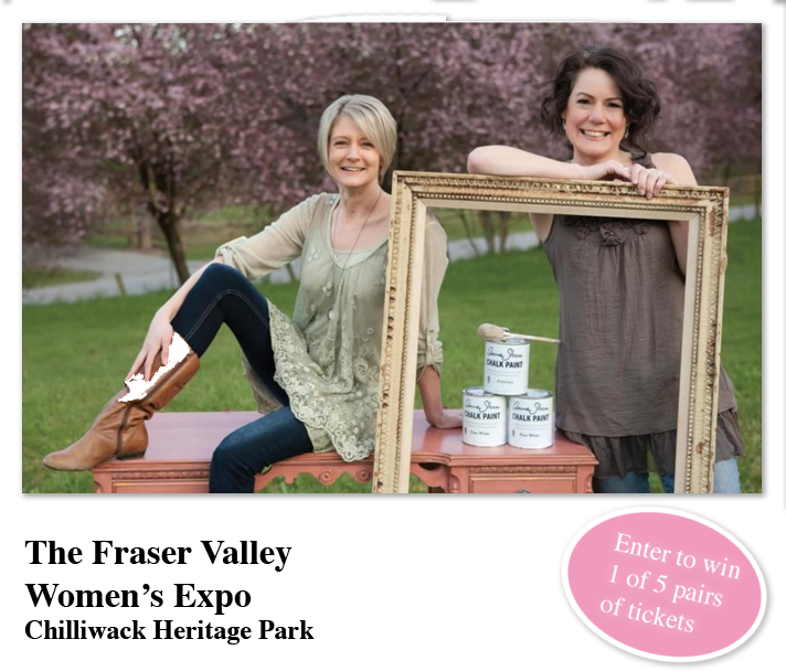 Fraser Valley Women's Expo 2016 Contest
