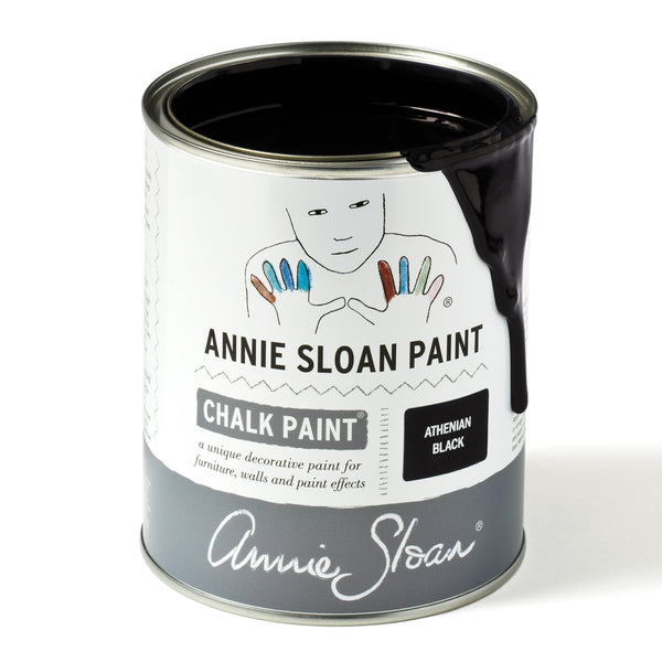 Annie Sloan Athenian Black Chalk Paint