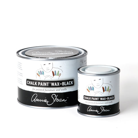 Annie Sloan Black MINI Wax – 4.2oz