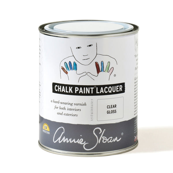 Gloss Chalk Paint™ Lacquer by Annie Sloan