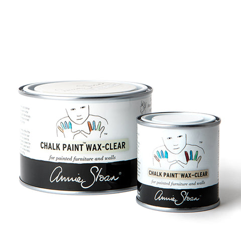 Annie Sloan Clear MINI Wax – 4.2oz