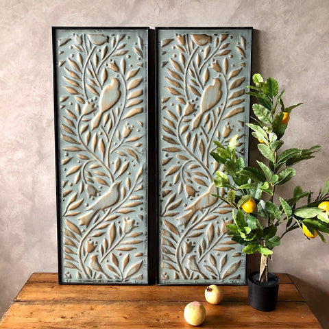 Metal Wall Art Panel