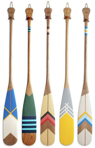 Paddle Painting Workshop