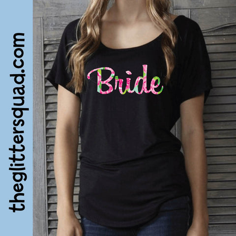 Bride/ Brides Entourage OFF Shoulder Lilly Inspired Patterns