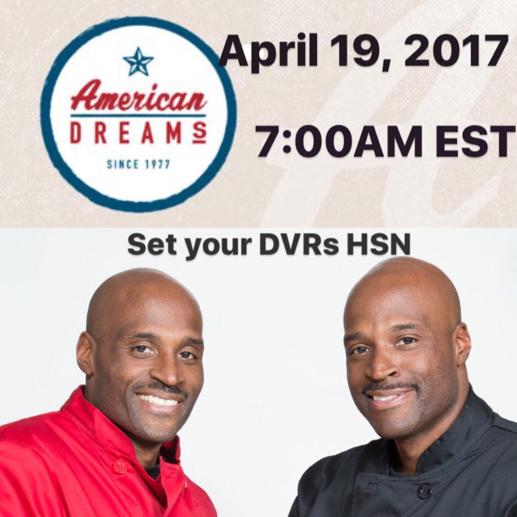 Burgess Brothers to Debut on HSN