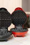 Mini Waffle Maker + Sample Mix & FREE ChurWaffle Brush!