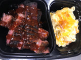 Burgess Brothers BBQ Heat & Serve BBQ Meals