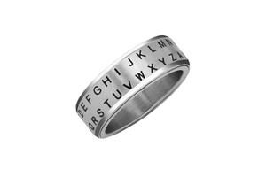 Secret Decoder Ring: Alphabet Shift