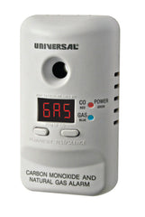 Carbon Monoxide and Natural Gas Smart Alarm