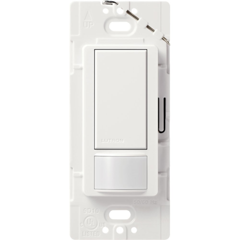 Lutron 2A Motion Sensor Dimmer Switch - White image 1160153169934