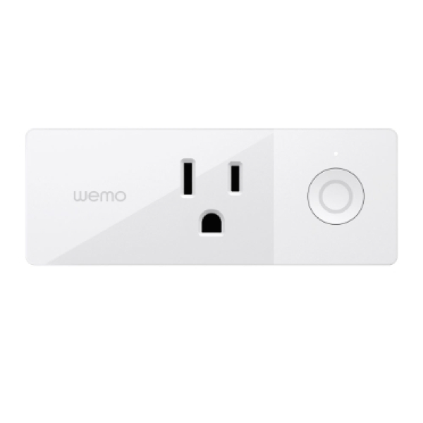 WEMO® MINI SMART PLUG image 1159648083982