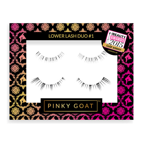Pinky Goat - Lower Lashes 1