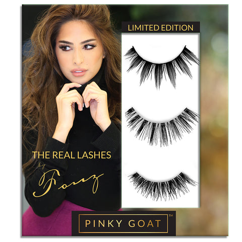 Pinky Goat - The Real Lashes by Fouz