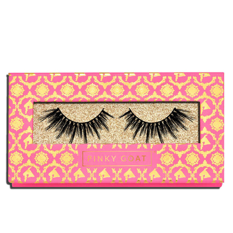 Pinky Goat - JOURY 3D Silk Lashes