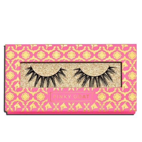 Pinky Goat - KENZA 3D Silk Lashes