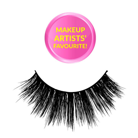 Pinky Goat - RAHA 3D Silk Lashes - Makeup Artists Favourite