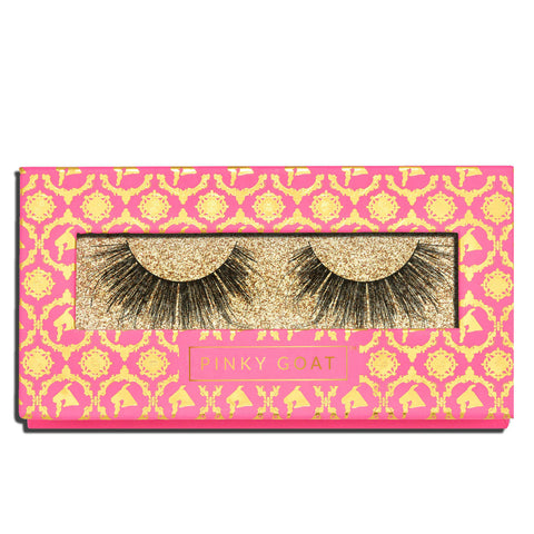 Pinky Goat - RANIA 3D Silk Lashes