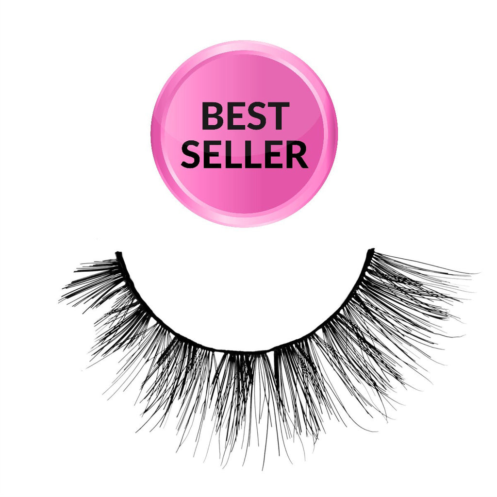 Pinky Goat - Sabrina Glam Lashes - Best Seller