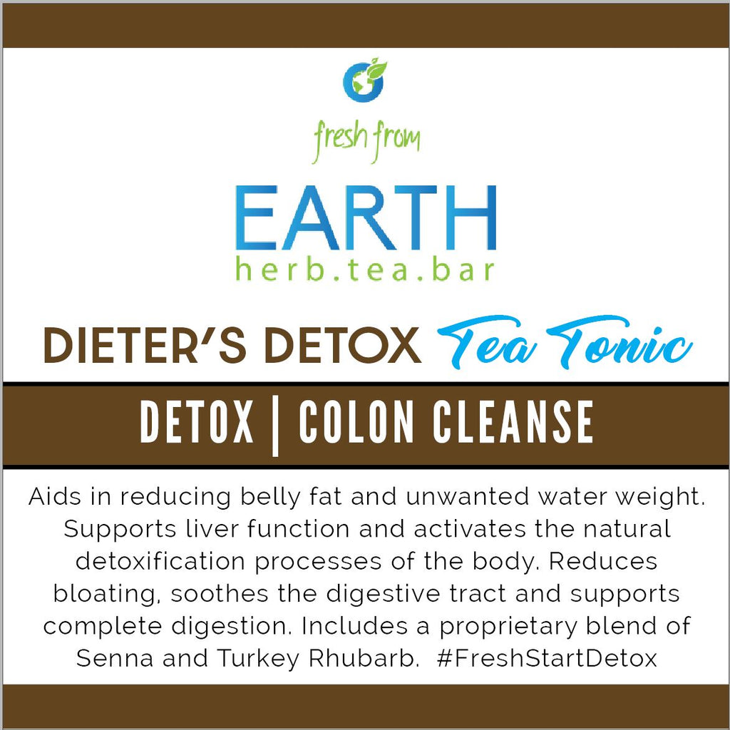 Fresh From Earth Dieter's Detox
