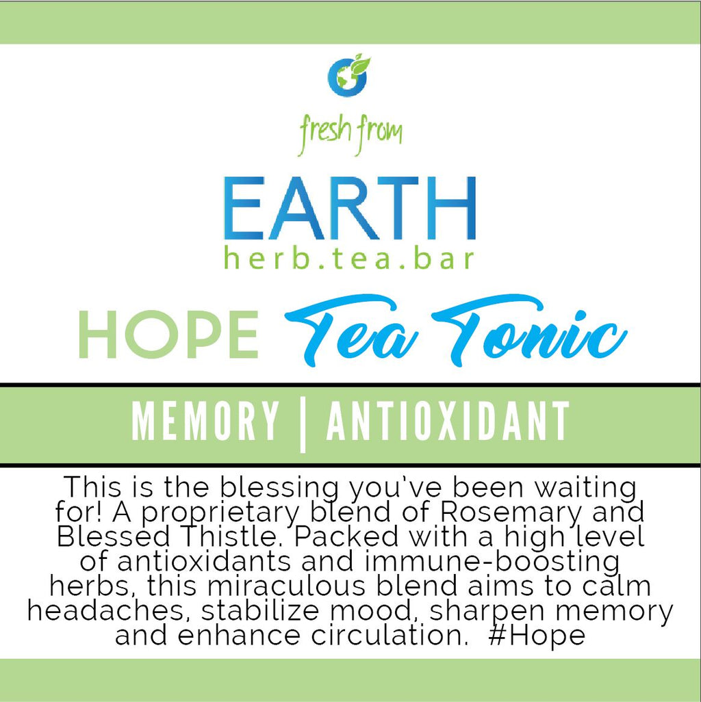 Hope Tea Tonic