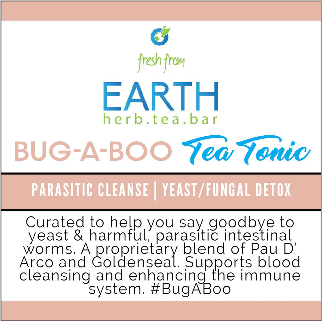 Bug-A-Boo Tea Tonic