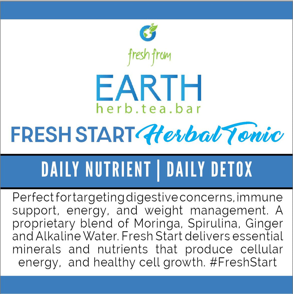 Fresh Start Herbal Tonic