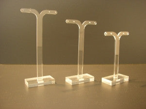 Earring Stand (Set of 3) Flat Tree | Auckland | New Zealand | Maxim Displays