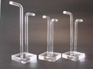 Earring Stand (Set of 3) Slanted Tree | Auckland | New Zealand | Maxim Displays