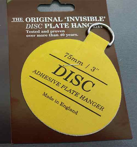 Adhesive Plate Hanger | Auckland | New Zealand | Maxim Displays ...