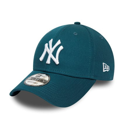 NEW ERA NEW YORK YANKEES ESSENTIAL BLUE 9FORTY CAP