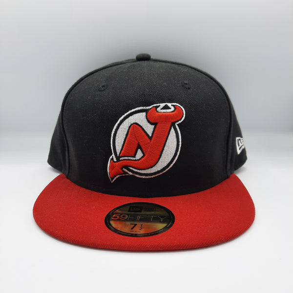NEW ERA CAP NHL TEAM BASIC NEW JERSEY DEVILS TEAM
