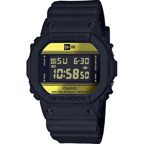 CASIO G-SHOCK DW-5600NE-1ER X NEW ERA CAP LIMITED EDITION