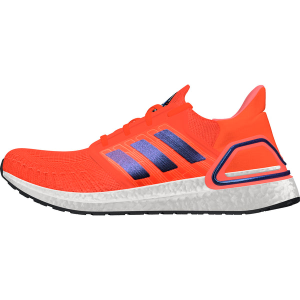 "Adidas Ultraboost 20 ""ISS US National Lab Solar Red"""