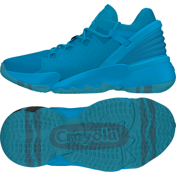 ADIDAS  D.O.N. ISSUE #2 CRAYOLA SHOES