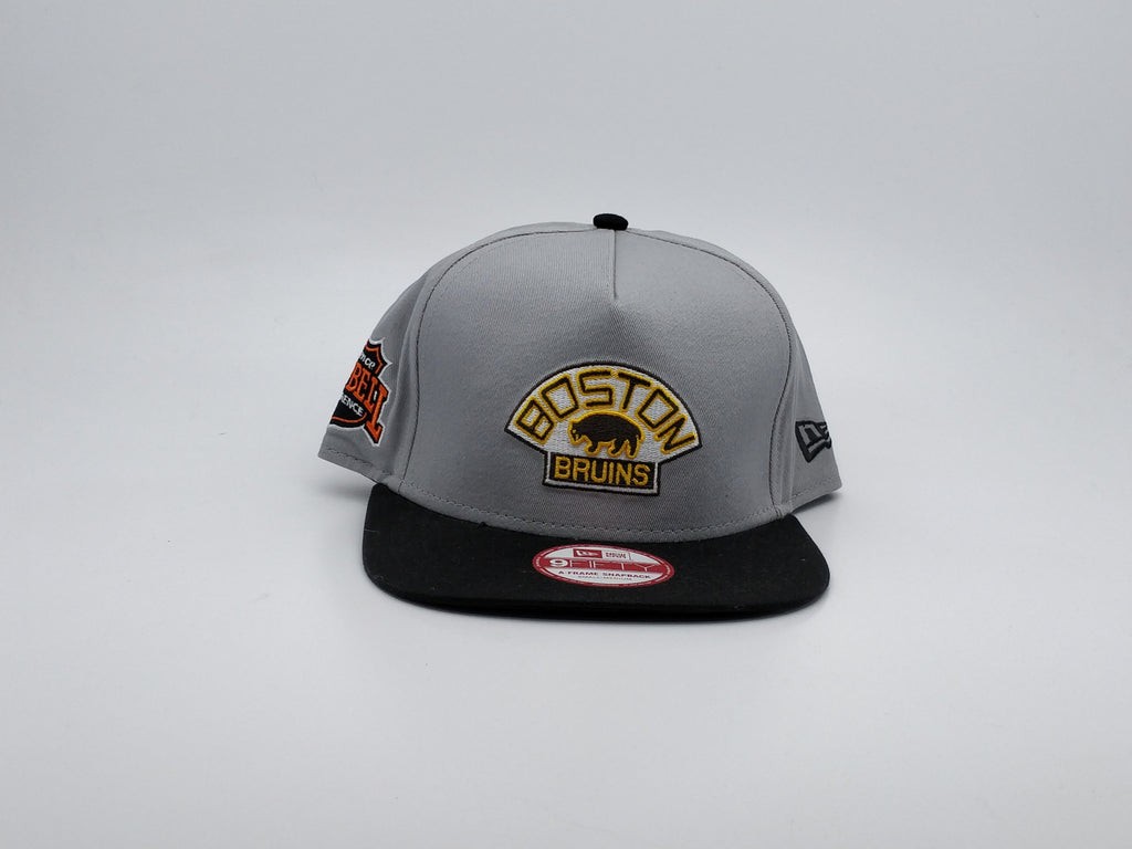 NEW ERA A-TONE BOSTON BRUINS TEAM A-FRAME SNAPBACK – LUX sneakerstore