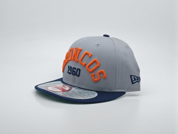 NEW ERA ARCH DATE INTERCHANGEABLE SNAP DENVER BRONCOS TEAM
