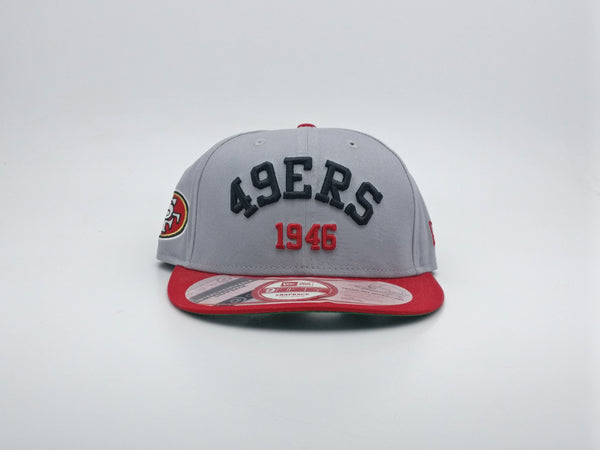 NEW ERA ARCH DATE INTERCHANGEABLE SNAP SAN FRANCISCO 49ERS TEAM