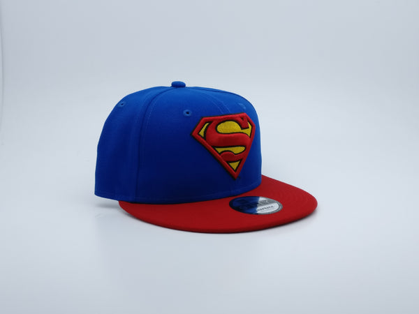 NEW ERA 9FIFTY SNAPBACK TEAM SUPERMAN OT