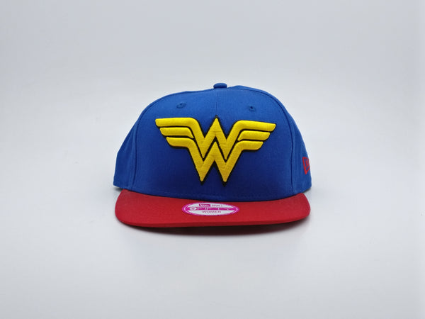 NEW ERA 9FIFTY WMNS CHARACTER 950 WONDER WOMAN OSFA