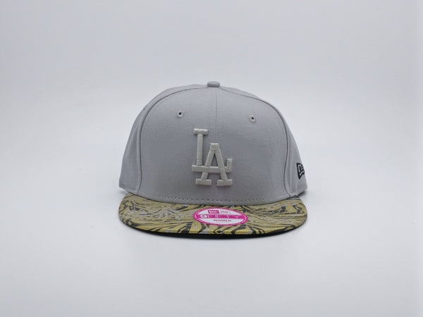 NEW ERA 9FIFTY SNAPBACK WMNS TROPICAL BLUSH LOS ANGELES DODGERS OSFA