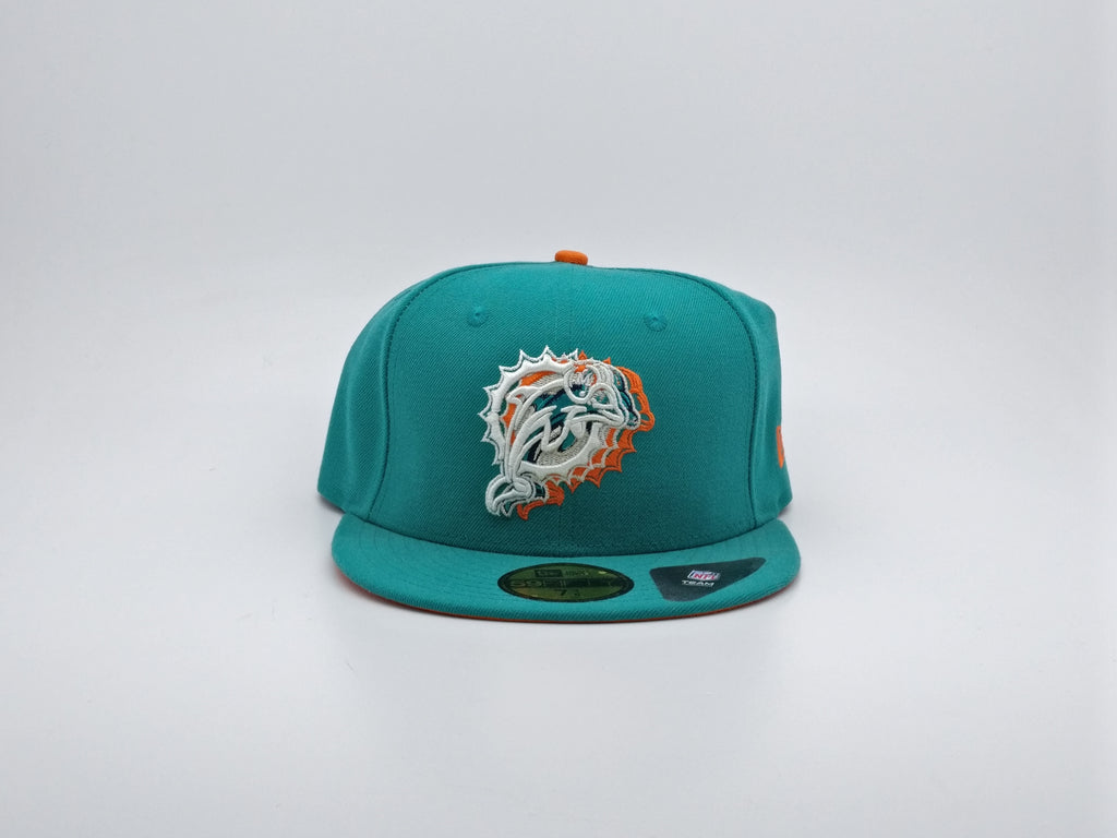 NEW ERA TEAM ILLUSION MIAMI DOLPHINS