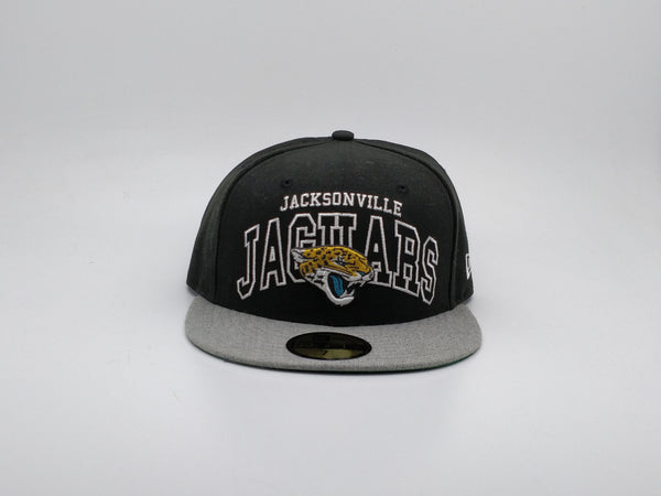 NEW ERA WORDMARK CENTRAL JACKSONVILLE JAGUARS TEAM