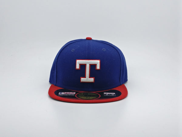 NEW ERA TEAM AC RETRO 5950 TEXAS RANGERS TBTC 1970