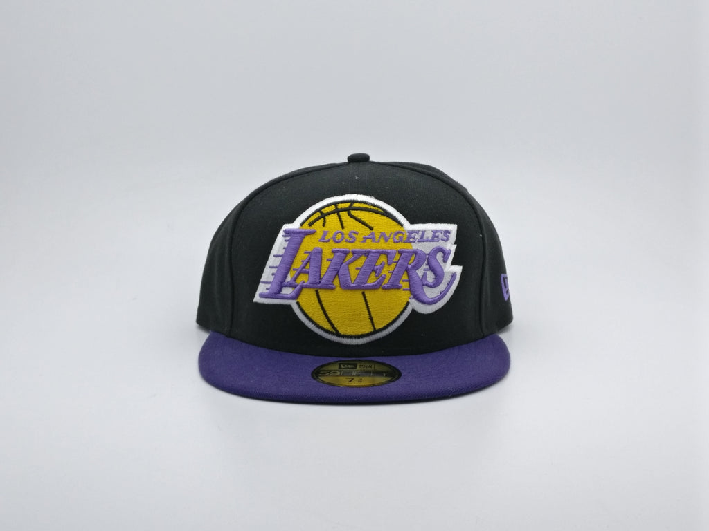 NEW ERA NBA MIGHTY 2TONE LOS ANGELES LAKERS HC TEAM