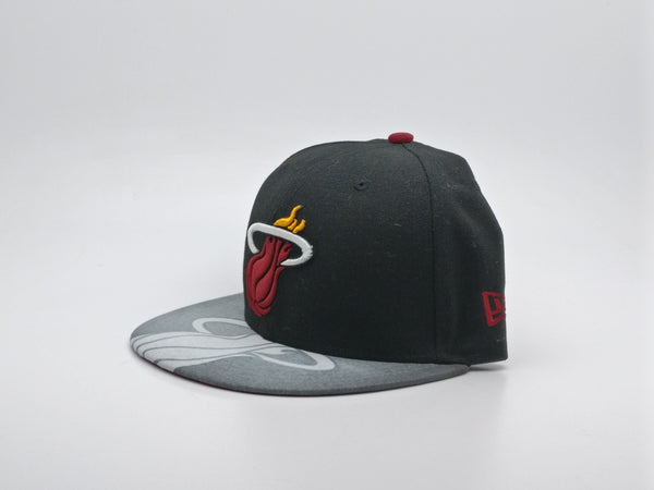 NEW ERA NBA VIZA SKETCH MIAMI HEAT TEAM