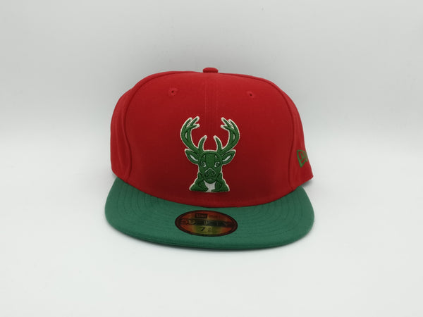 NEW ERA NBA TEAM FLIP MILWAUKEE BUCKS