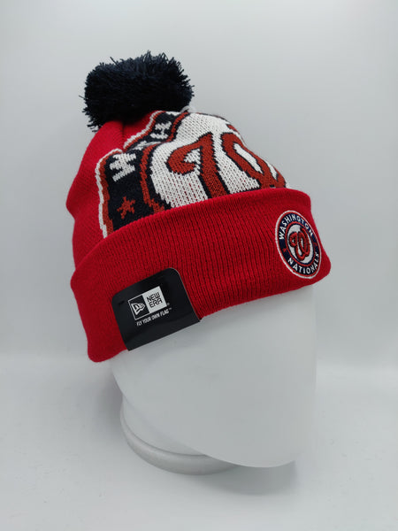 NEW ERA EMEA WASHINGTON NATIONALS WOVEN BIGGIE TEAM